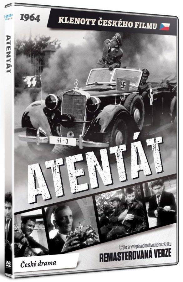 Atentát (DVD) - remasterovaná verze