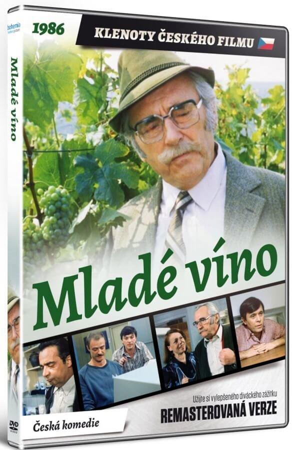 Mladé víno (DVD) - remasterovaná verze