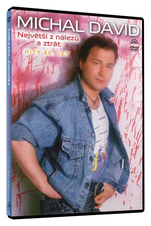 Michal David - Největší z nálezů a ztrát - hity 80. let (DVD)