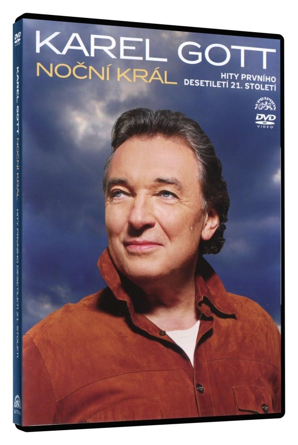 Karel Gott - Noční král - hity prvního desetiletí 21. století (DVD)