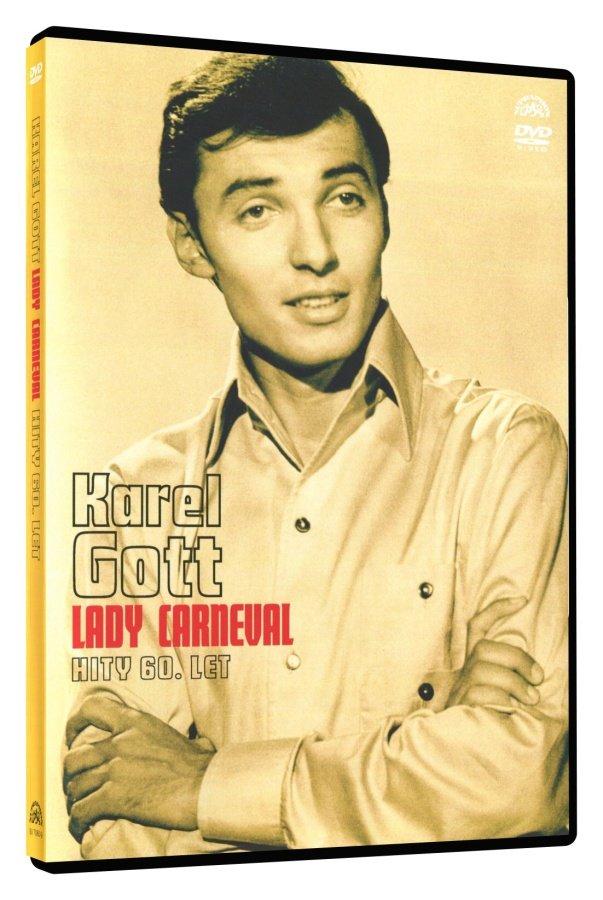 Karel Gott - Lady Carneval - hity 60. let (DVD)