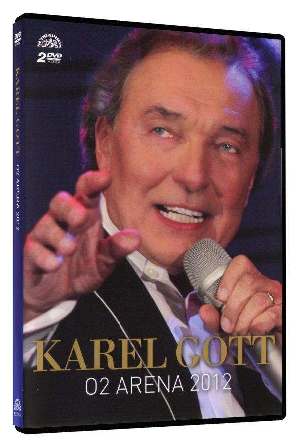 Karel Gott LIVE - O2 ARENA 2012 (DVD)