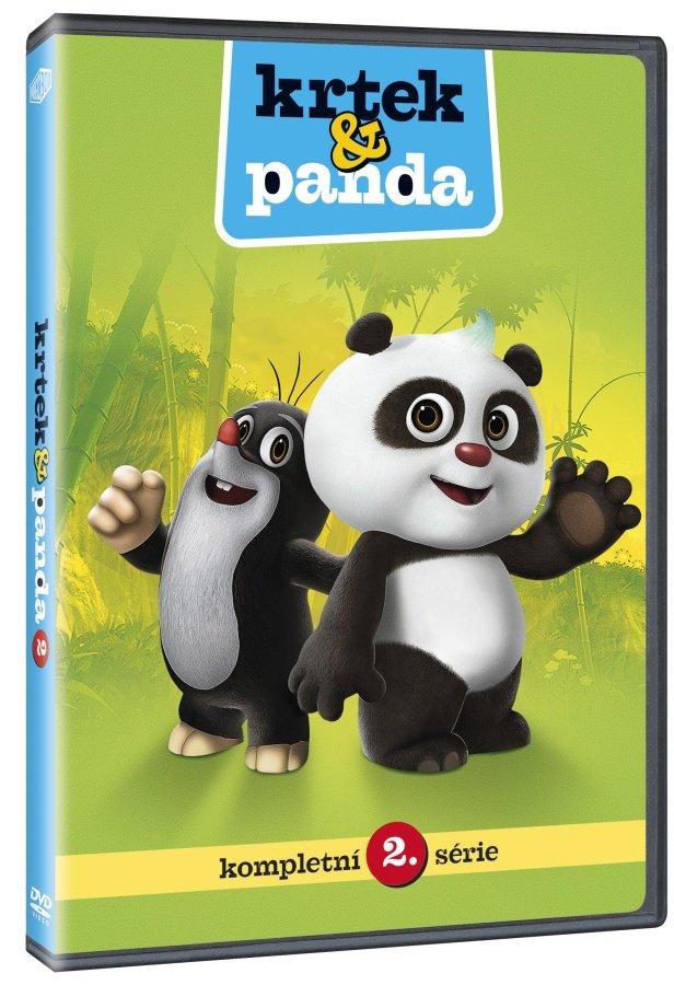 Krtek a Panda 2 (DVD)