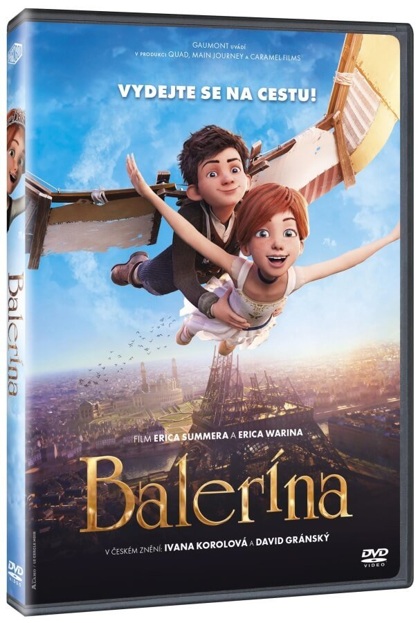 Balerína (DVD)