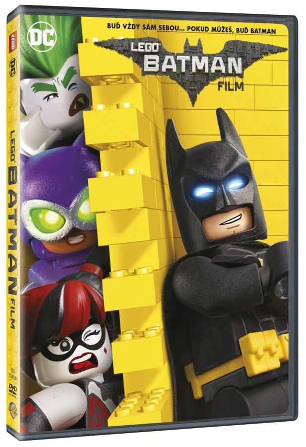 LEGO Batman Film (DVD)