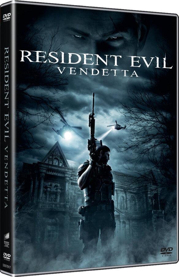 Resident Evil: Vendeta (DVD)