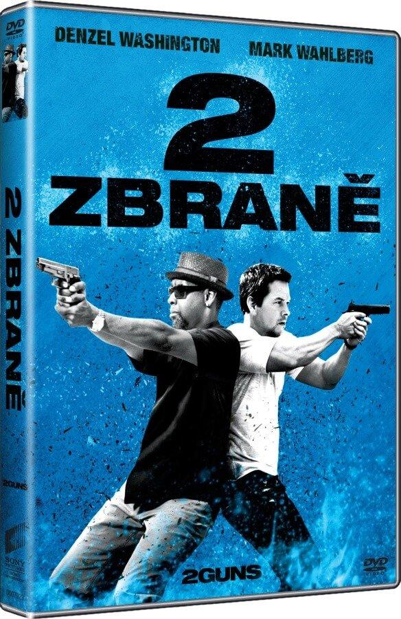 2 zbraně (DVD) - edice BIG FACE