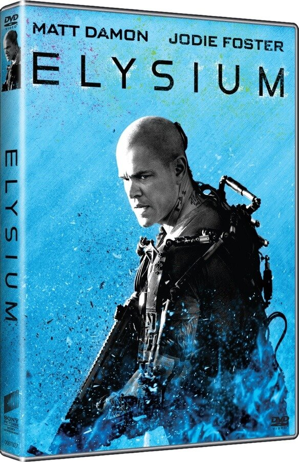 Elysium (DVD) - edice BIG FACE