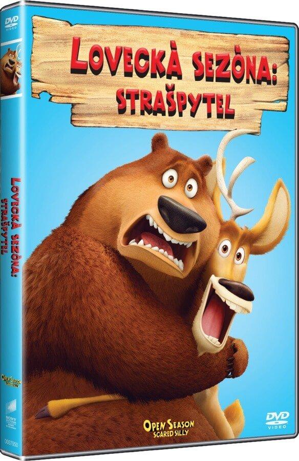 Lovecká sezóna: Strašpytel (DVD) - edice BIG FACE
