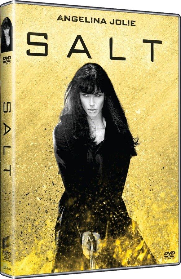 Salt (DVD) - 3 verze filmu - edice BIG FACE