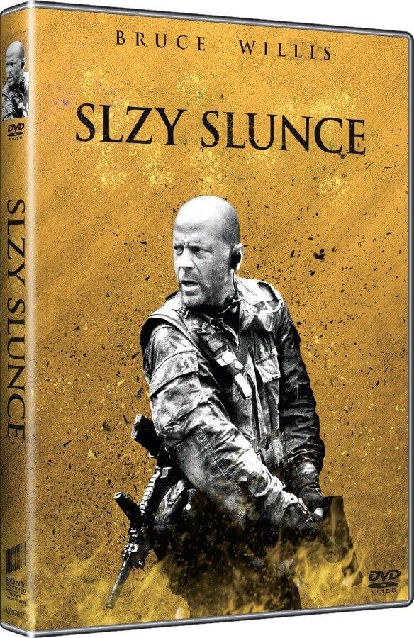 Slzy slunce (DVD) - edice BIG FACE