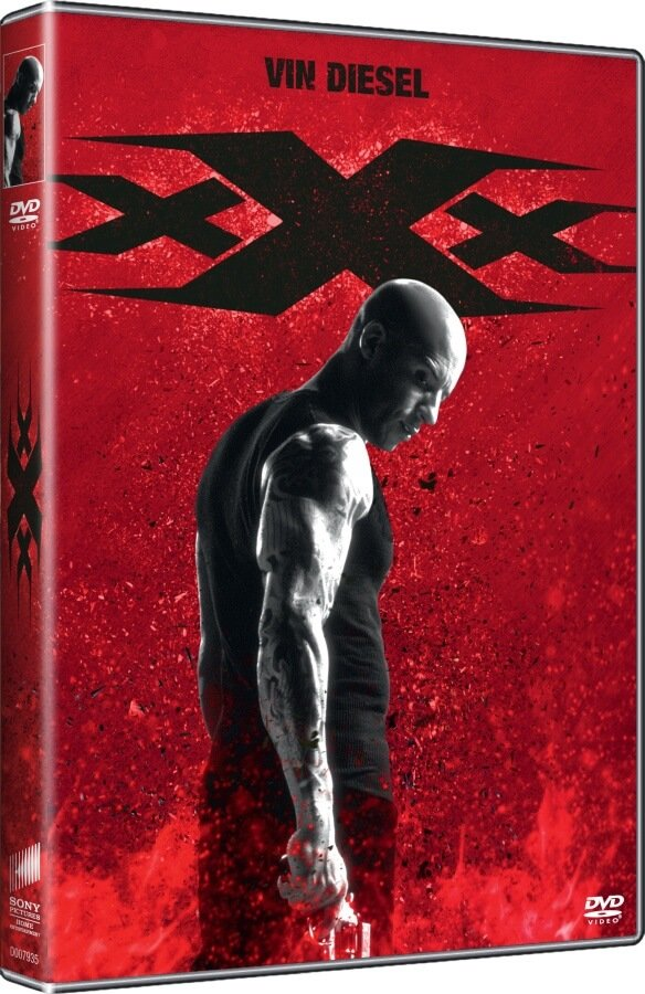 xXx (DVD) - edice BIG FACE