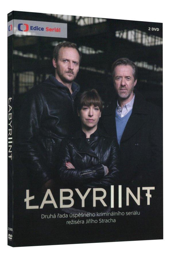 Labyrint 2 (2DVD) - kompletní 2. série