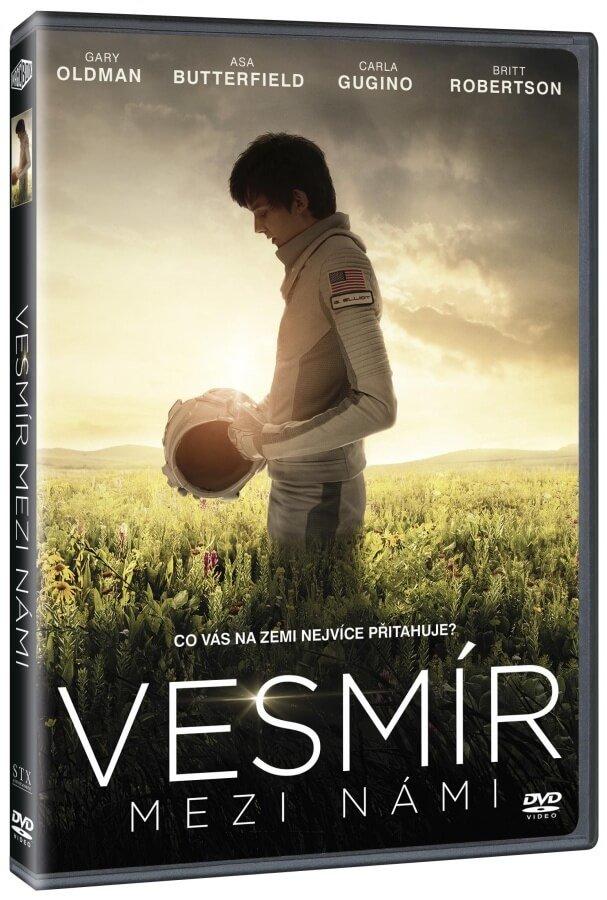 Vesmír mezi námi (DVD)