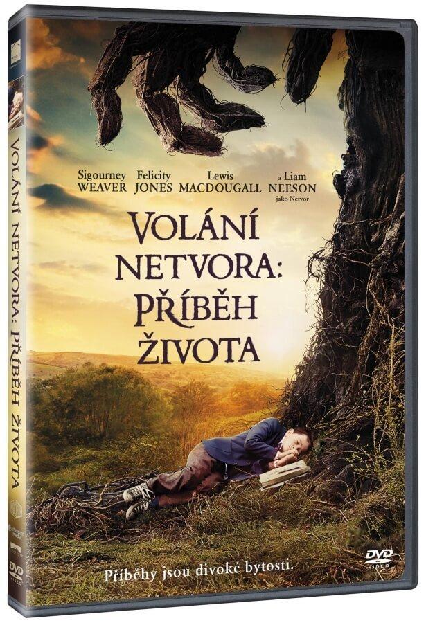 Volání netvora: Příběh života (DVD)