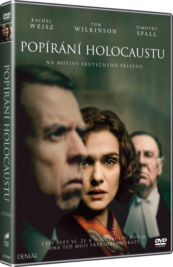 Popírání holocaustu (DVD)