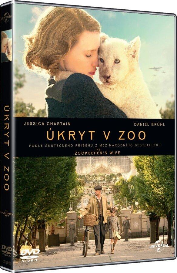 Úkryt v zoo (DVD)