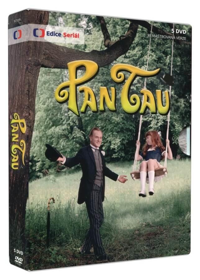 Pan Tau kompletní kolekce (5DVD) - remastrovaná verze