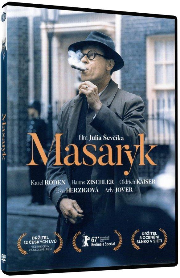 Masaryk (DVD)