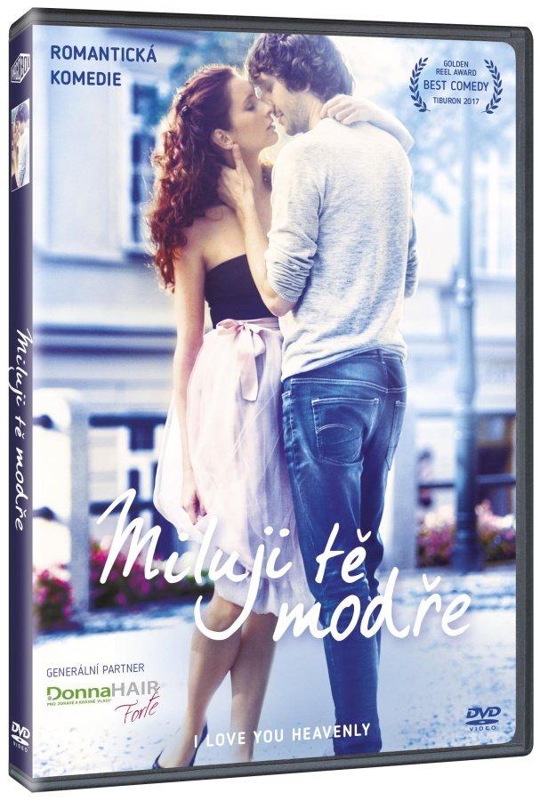Miluji tě modře (DVD)