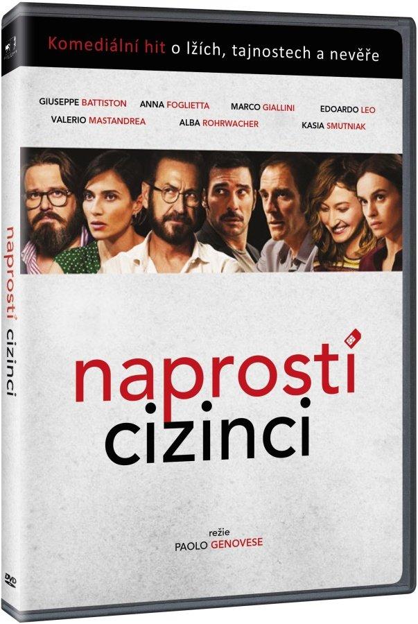Naprostí cizinci (DVD)