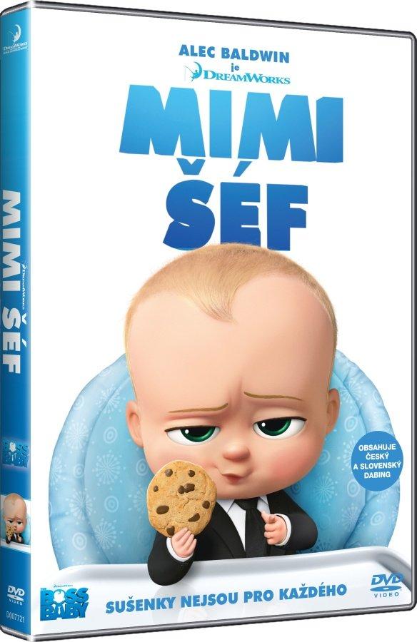 Mimi šéf (DVD)