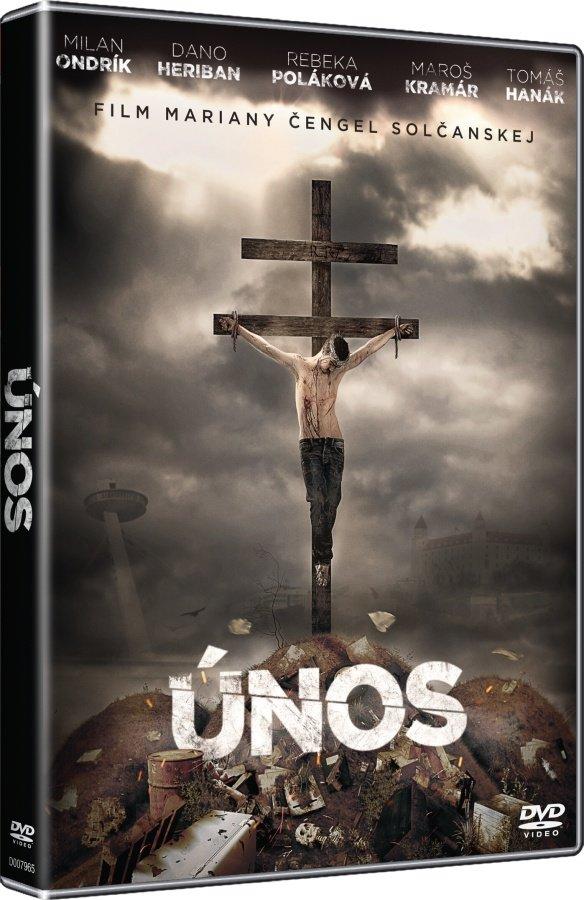 Únos (DVD) - slovenský film