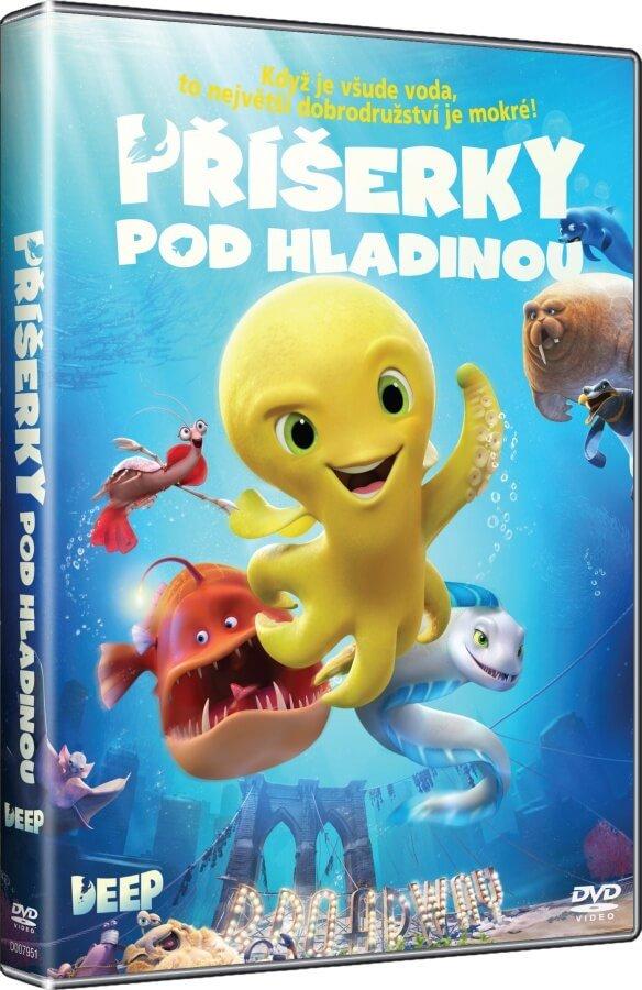 Příšerky pod hladinou (DVD)