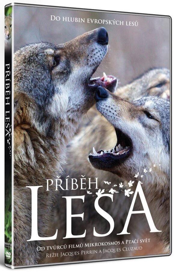 Příběh lesa (DVD)