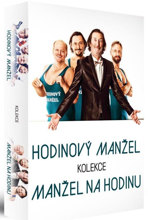 Hodinový manžel / Manžel na hodinu - kolekce (2 DVD)