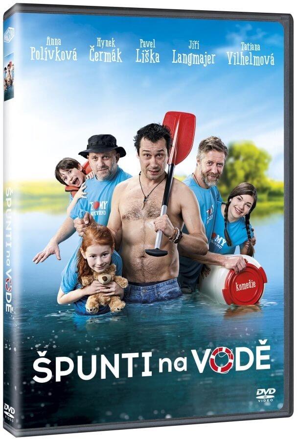 Špunti na vodě (DVD)
