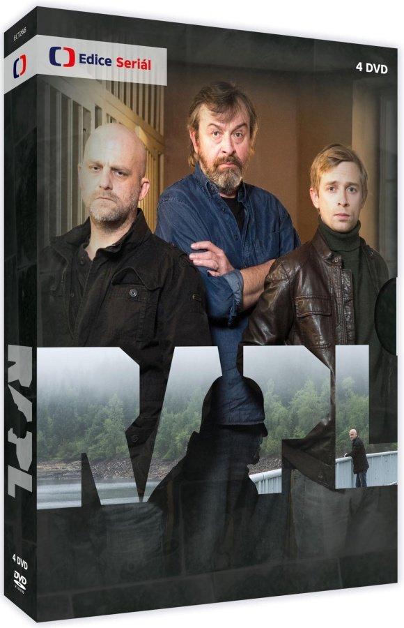 Rapl (4 DVD) - seriál Česká televize