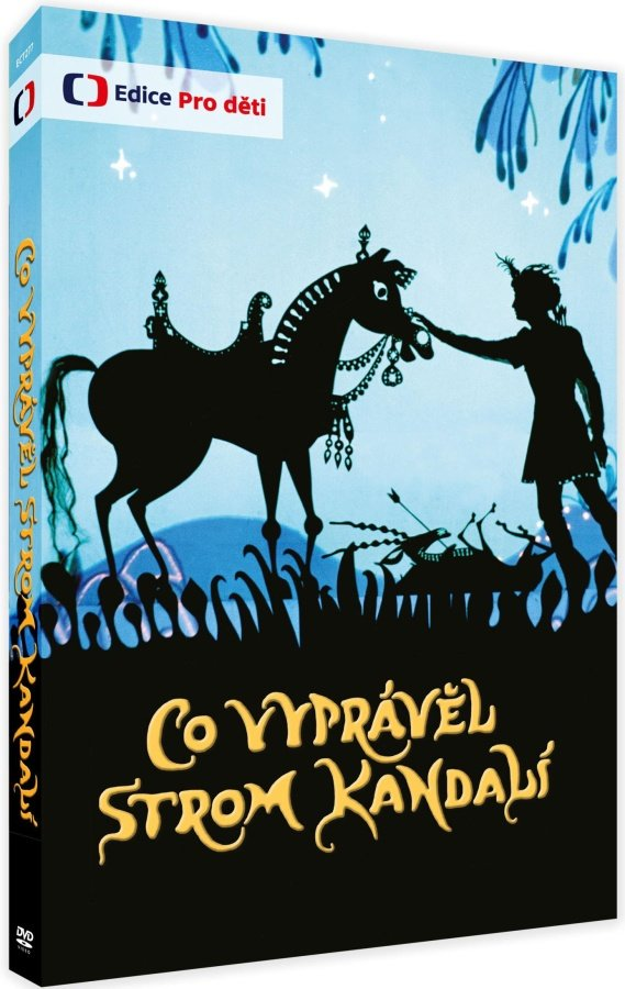 Co vyprávěl strom Kandalí (DVD)