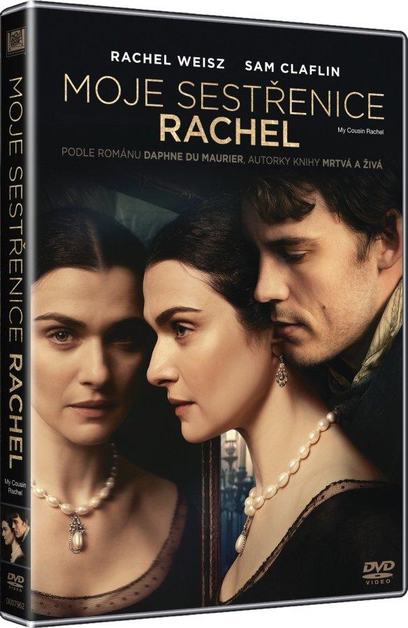 Moje sestřenice Rachel (DVD)