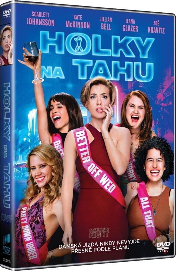 Holky na tahu (DVD)