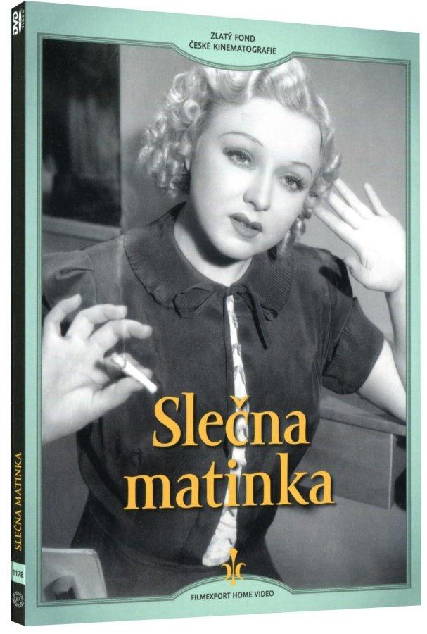 Slečna matinka (DVD) - digipack