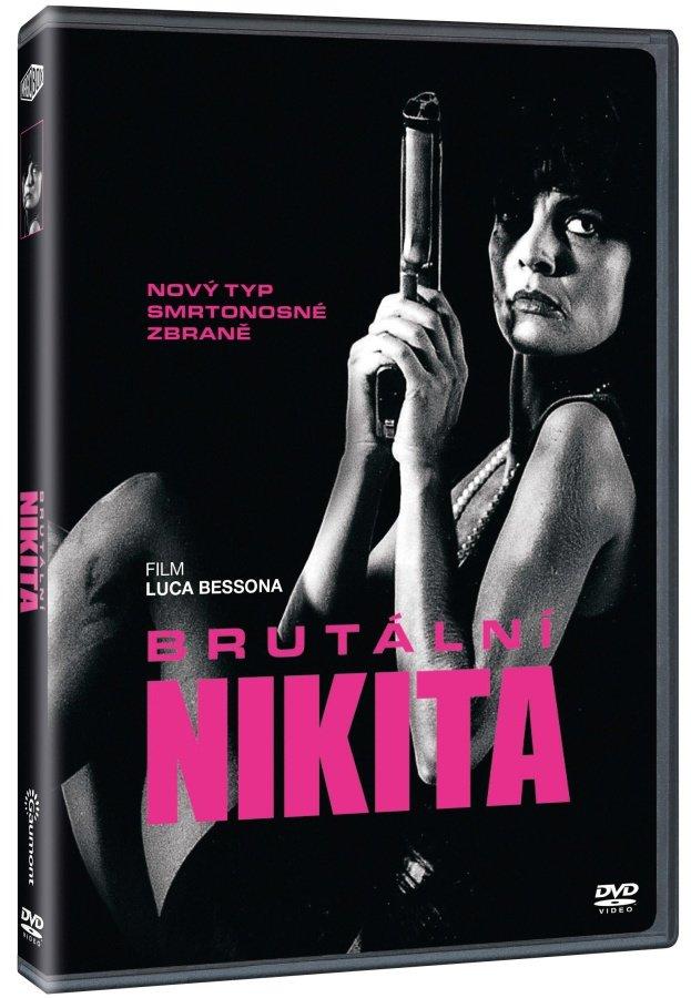 Brutální Nikita (DVD)