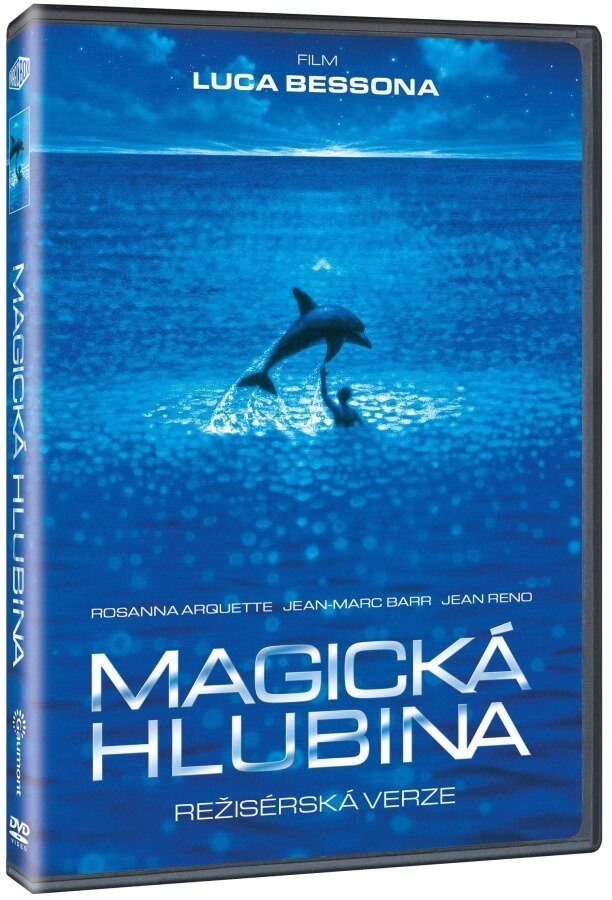 Magická hlubina (DVD) - režisérská verze