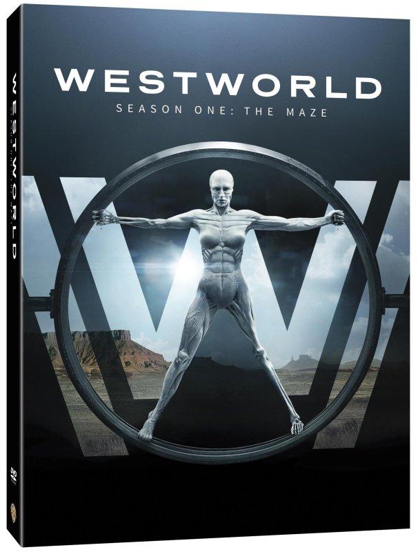 Westworld 1. série (3DVD) - HBO seriál