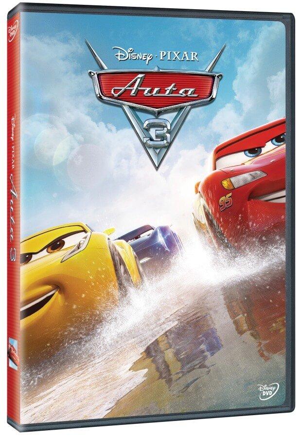 Auta 3 (DVD)