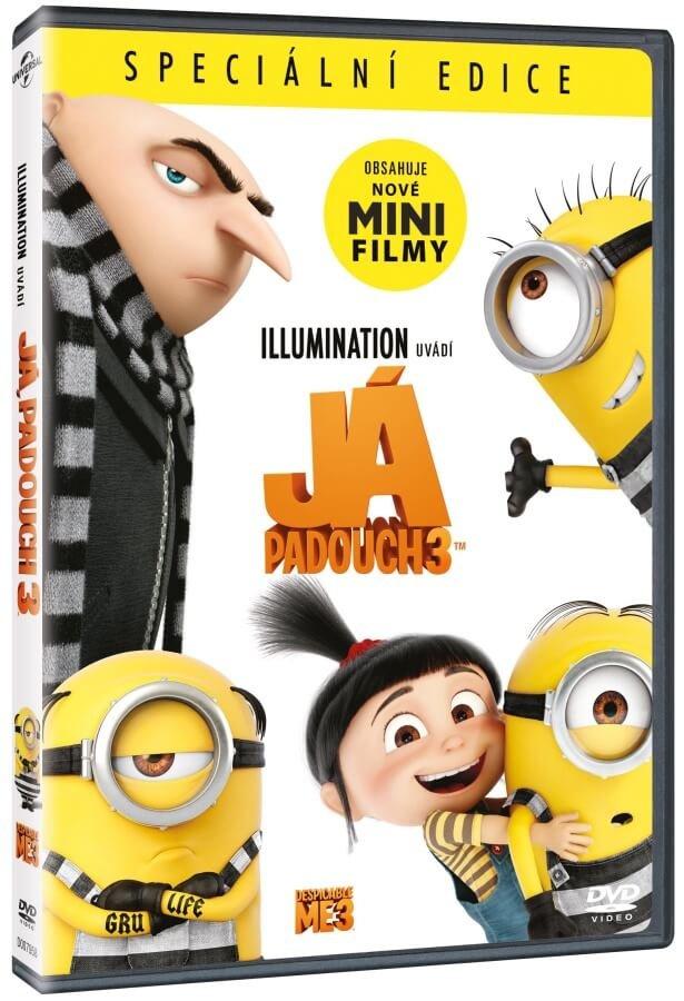 Já, padouch 3 (DVD)