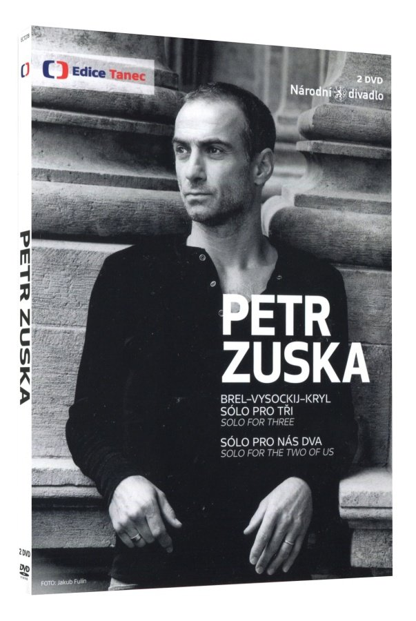 Petr Zuska: Brel - Vysotsky - Kryl : Sólo pro tři / Sólo pro nás dva / Chvění Petra Zusky (2 DVD)