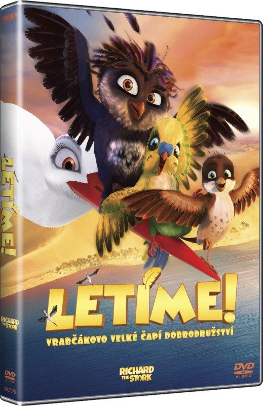 Letíme (DVD)