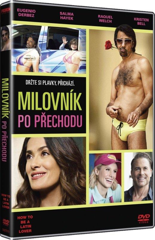 Milovník po přechodu (DVD)