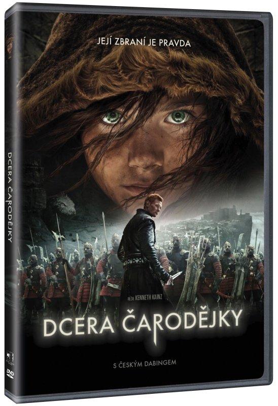 Dcera Čarodějky (DVD)