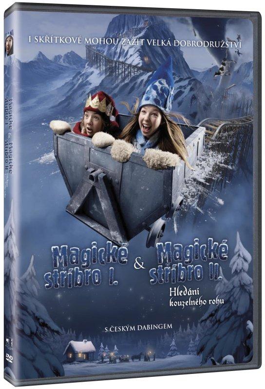 Magické stříbro 1-2 (2 DVD)