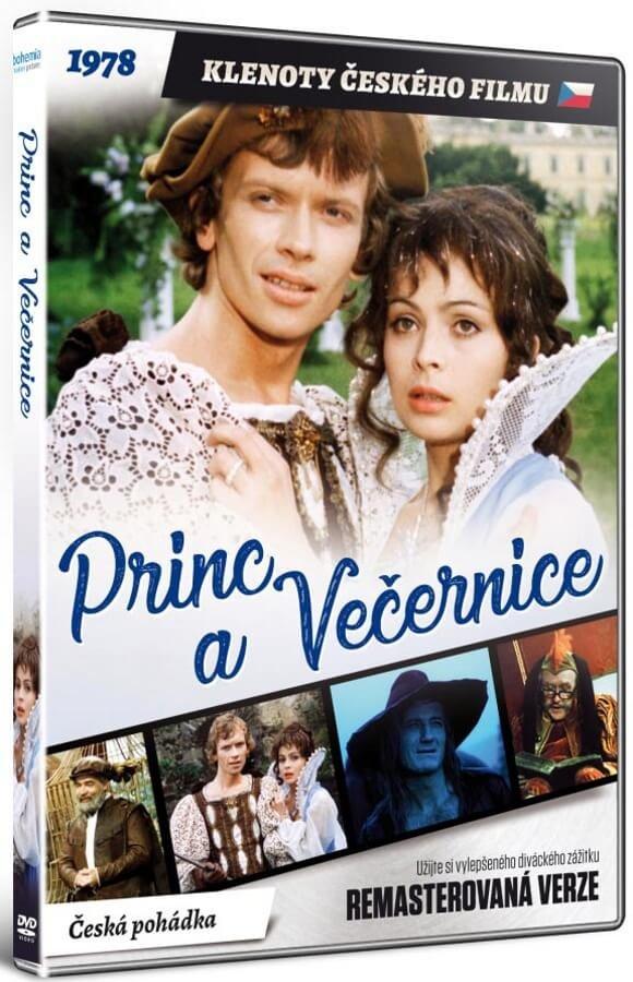 Princ a Večernice (DVD) - remasterovaná verze