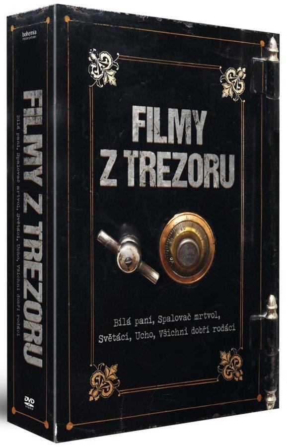 Filmy z trezoru - kolekce (5 DVD) - remasterovaná verze