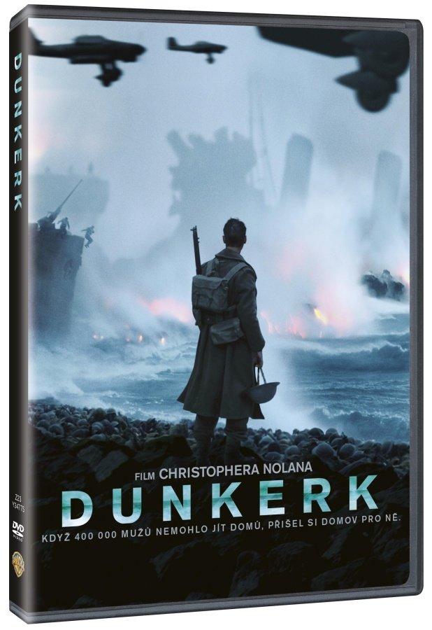 Dunkerk (2 DVD) - speciální edice