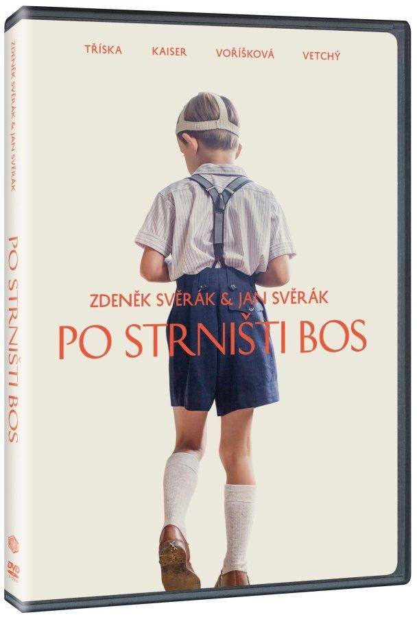 Po strništi bos (DVD)